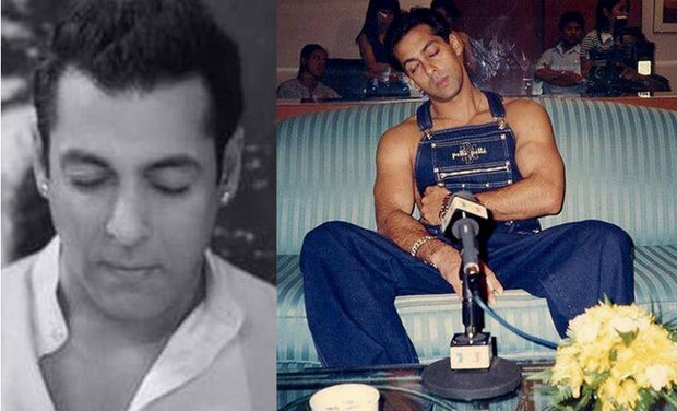 From Salman Khan To Shraddha Kapoor Caught Sleeping On Sets
