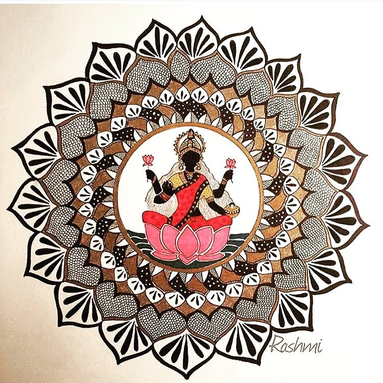 04-Lakshmi-Rashmi-Krishnappa-Calm-and-Serenity-in-Balanced-Pen-drawings-www-designstack-co