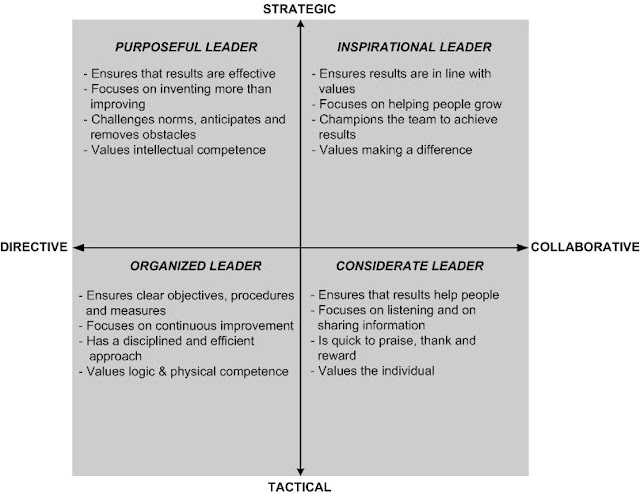 INsights for Executives What is your Leadership style? (self - leadership self assessment