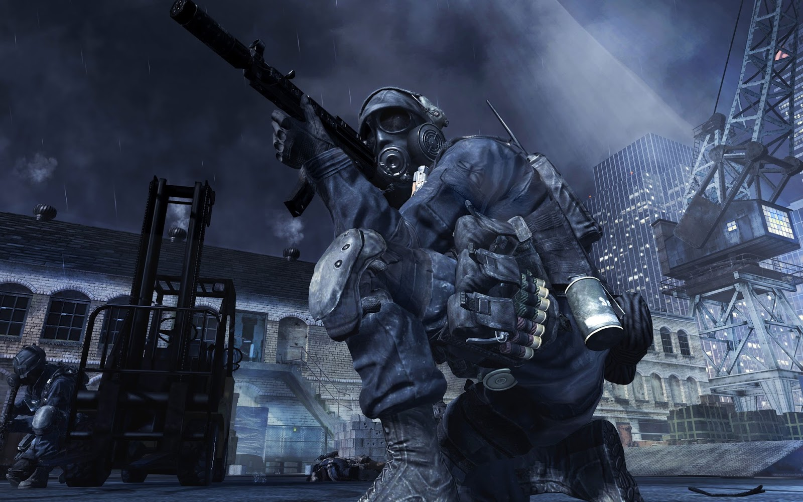 Cod Modern Warfare Systemanforderungen