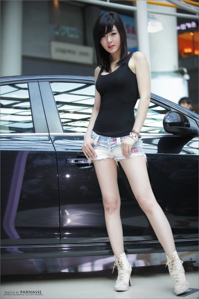 Hwang Mi Hee at Chevrolet Exhibitions (Part 3)   Cars and ...