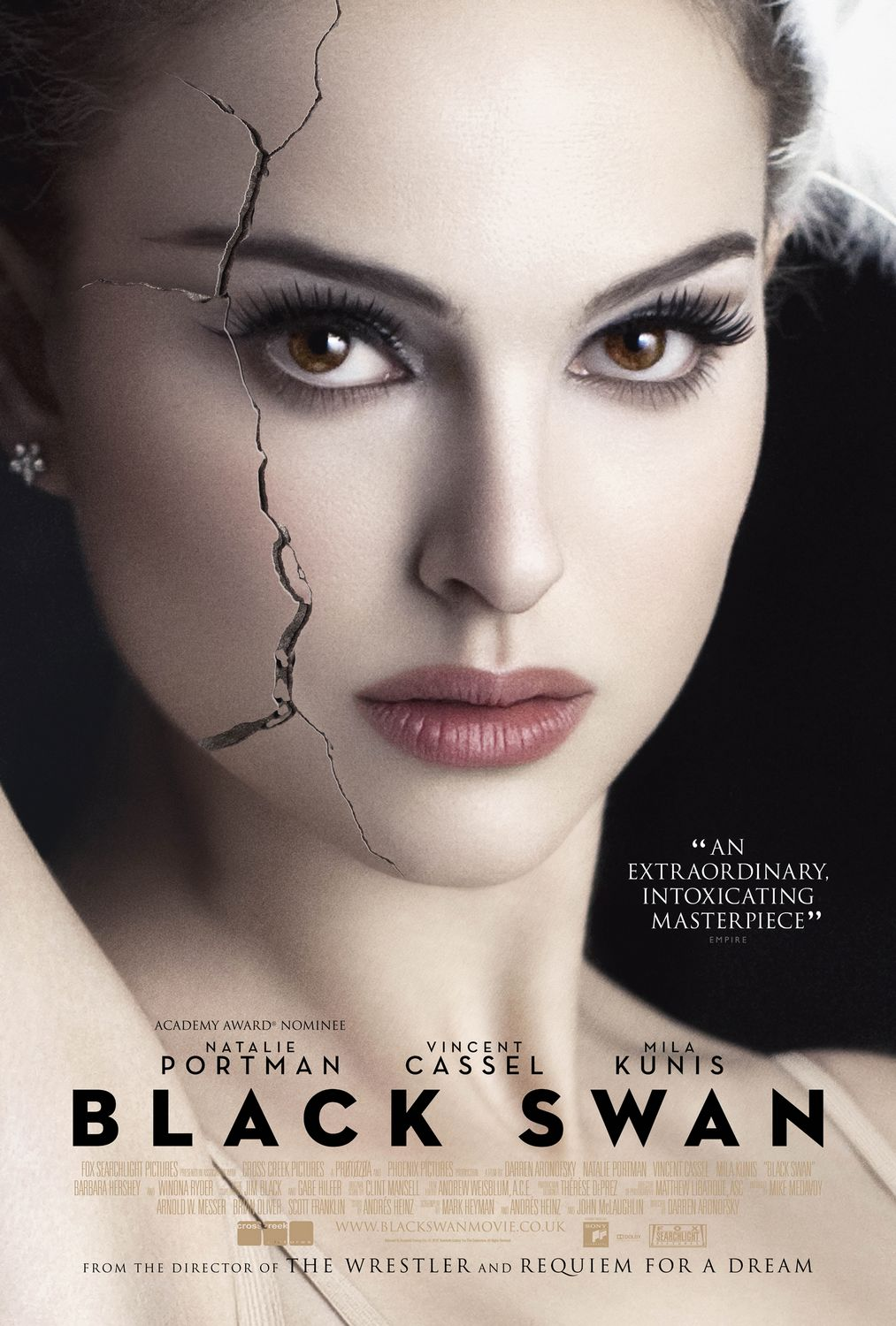 moviesandsongs365: Film review - Black Swan (2010)