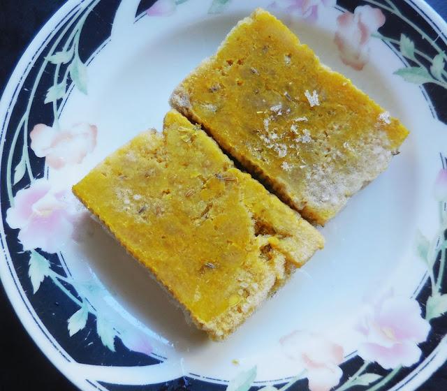 Curry d'épinard vegan au tofu: tofu palak