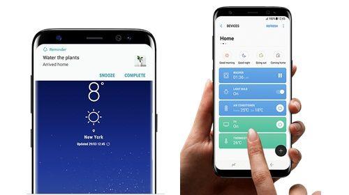 Tips Trik Cara Menggunakan Samsung Galaxy S8 Plus