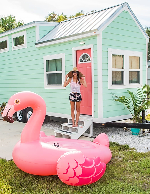 Tiny Houses on Wheels Florida