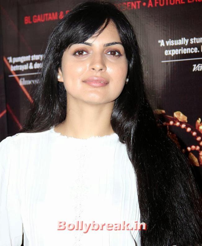 Niharika Singh, Niharika Singh at Miss Lovely Movie Media Interactions