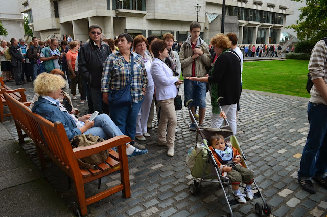 Traveling with a baby - Dublin, Ireland, part 3 | Trilingual Mama