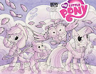 My Little Pony Friendship is Magic #14 Comic Cover Double Variant