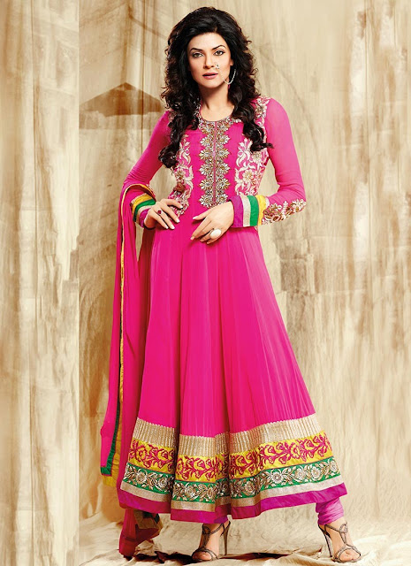 Five Stunning Anarkali Suits For Parties and Festivals