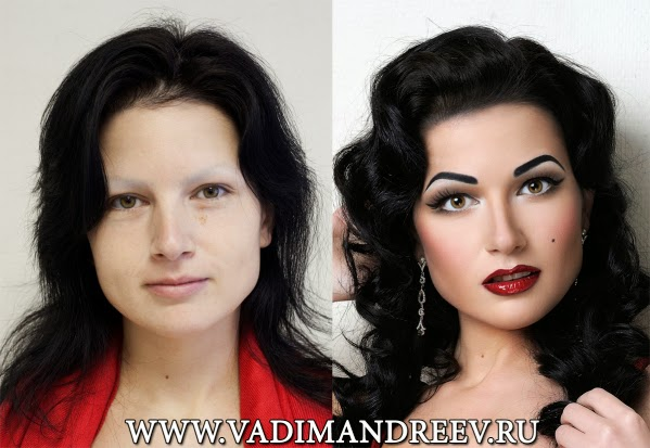 Unbelievable Makeup Transformation ~ Cars 2015 Pics Hub