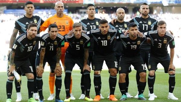 Argentina empató con Islandia y se encienden las alarmas