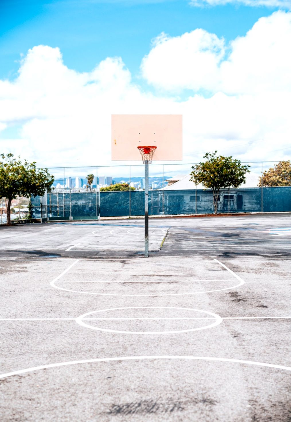 Basketball Court Wallpaper Like Wallpapers