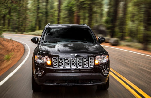 Review 2017 Jeep Compass