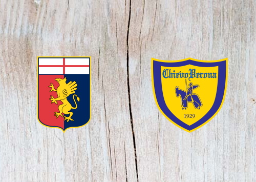 Genoa vs Chievo - Highlights 26 September 2018