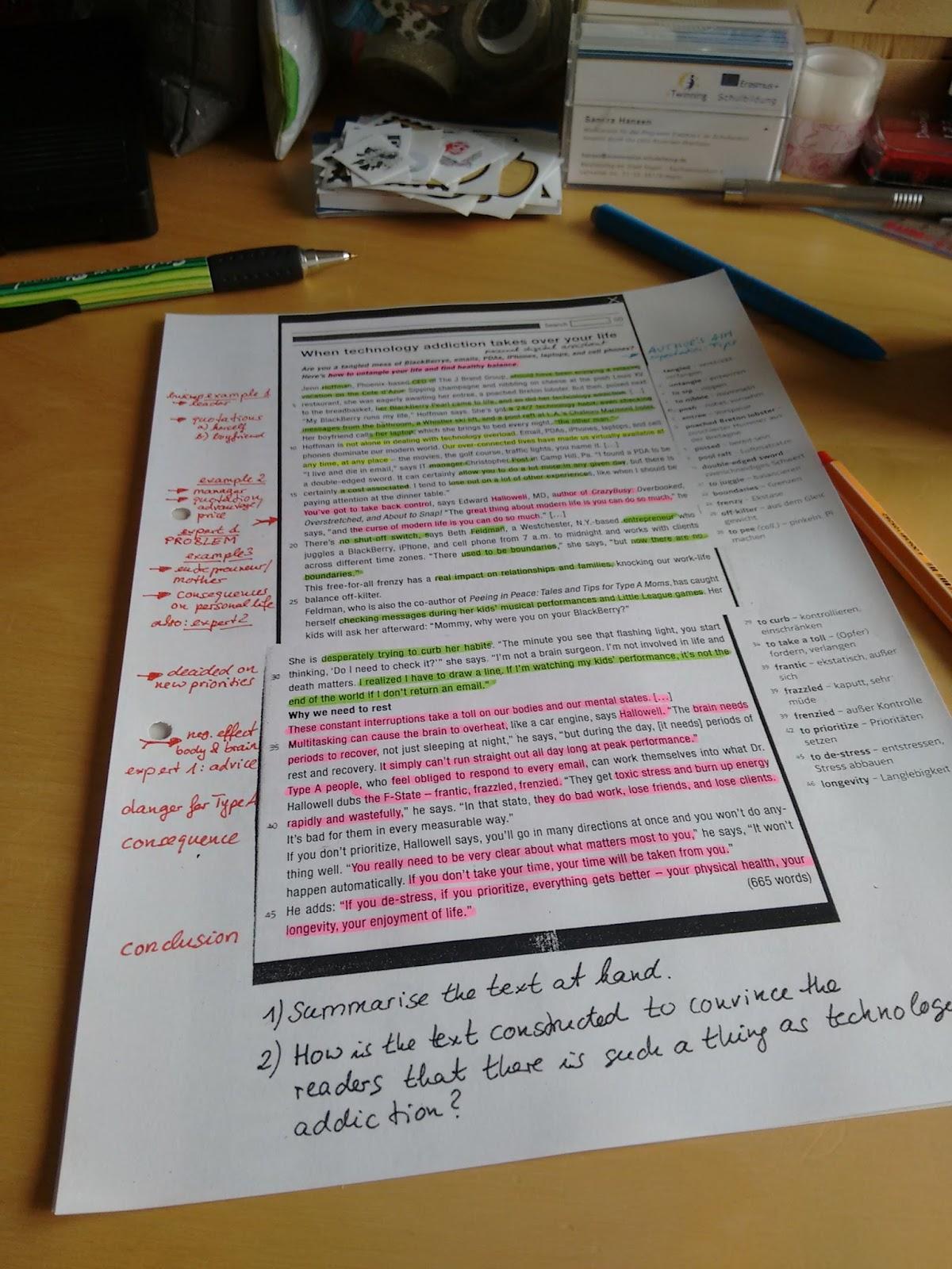 sandrasstrickstuecke: Meine Woche / My week