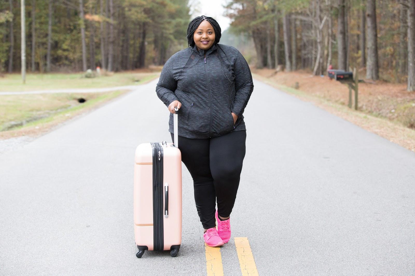 Top Travel Blogger Flying