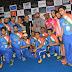 युवराज सिंह ने किया क्रिकेट लीग बॉक्स का लॉन्च - बॉल आउट सीरीज