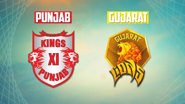 Gujarat-Lions-vs-Kings-XI-Punjab-live-score