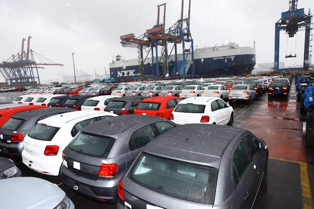 VW Brasil amplia liderança em vendas externas em 2017