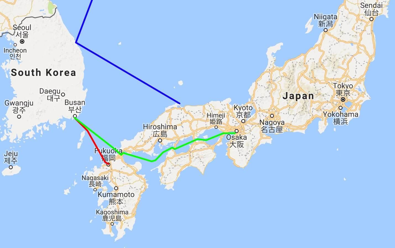 Rencana Liburan Korea Selatan Ke Jepang Tata Cara