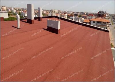Ankara ' da Garantili %100 etkili Çatı üzeri su yalıtımlarımız ile uzun yıllar problemsiz, uygulamalar sunuyoruz..