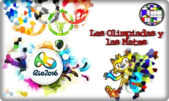 MaTe+TICas y ArTe: Las Olimpiadas y las Mates.