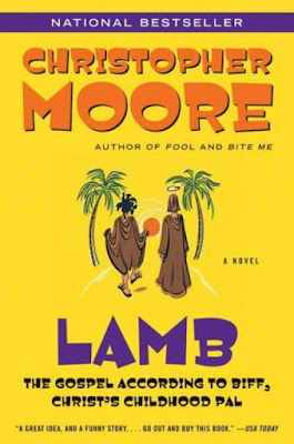 Lamb by Christopher Moore - book cover