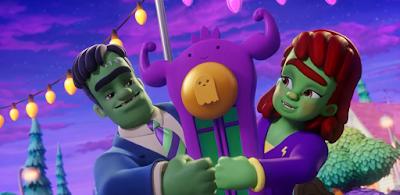 Super Monsters Save Halloween Movie in Hindi HD 4