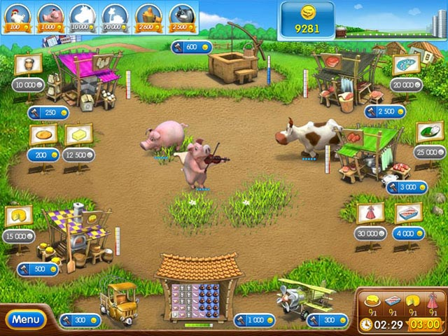 Farm Frenzy 2 pc Download