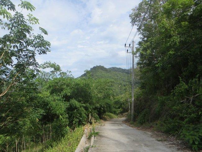 Гора впереди