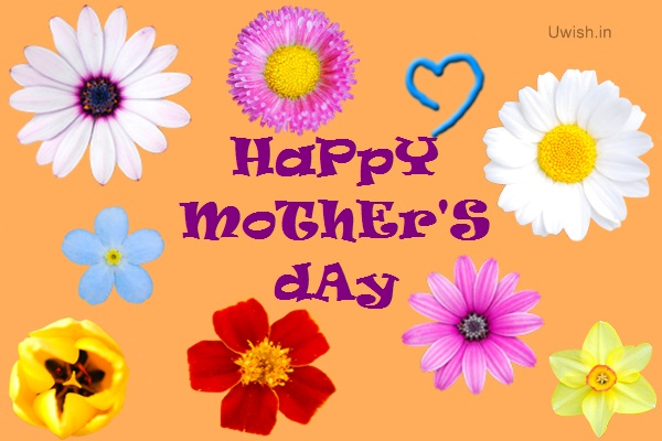 Happy Mothers day e greeting cards and wishes.