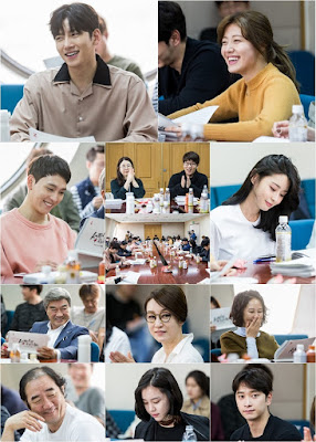 Sinopsis Drama Korea Suspicious Partner