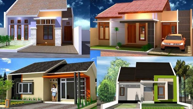 100 Desain Rumah Minimalis Terbaru 2017