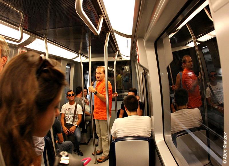 метро в Турине