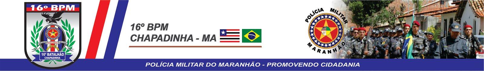 16° BATALHÃO DE POLICIA MILITAR - MA