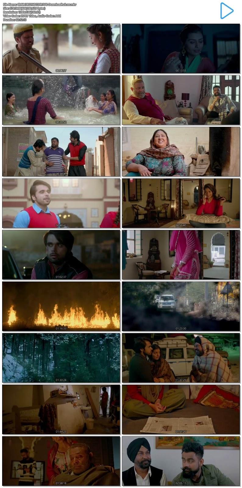 Channa Mereya 2017 Punjabi 720p HEVC HDRip