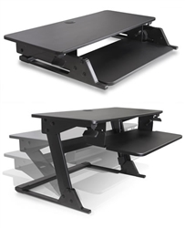 Volante Sit To Stand Desktop Riser