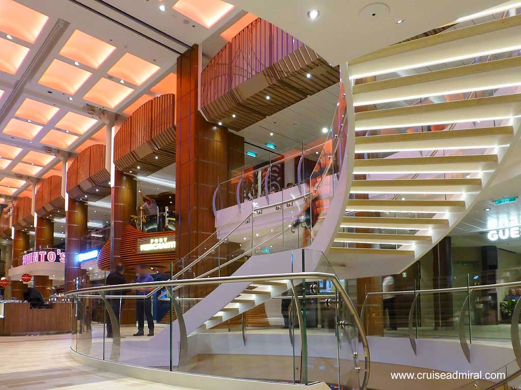 Quantum Of The Seas Anthem Of The Seas Cruise Ship Review