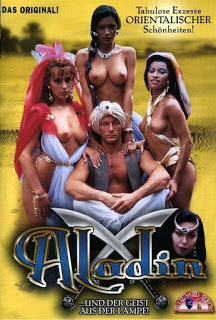 Nonton Semi The Erotic Adventures of Aladdin-X