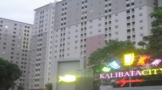 Alamat Apartemen Kalibata City