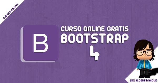 Curso gratuito: Fundamentos de Bootstrap 4