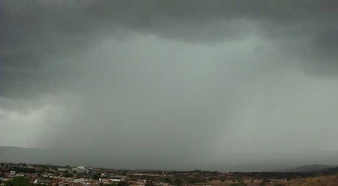 CLIMA: Inmet alerta para chuvas intensas em 64 cidades da PB.
