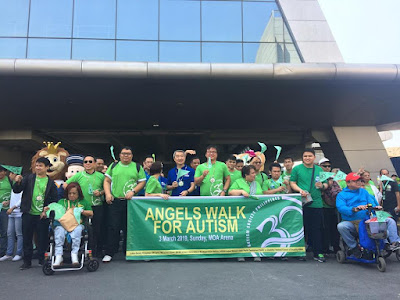 AUTISM ADVOCACY LEADERS CONVERGE AT THE ANGELS WALK FOR AUTISM