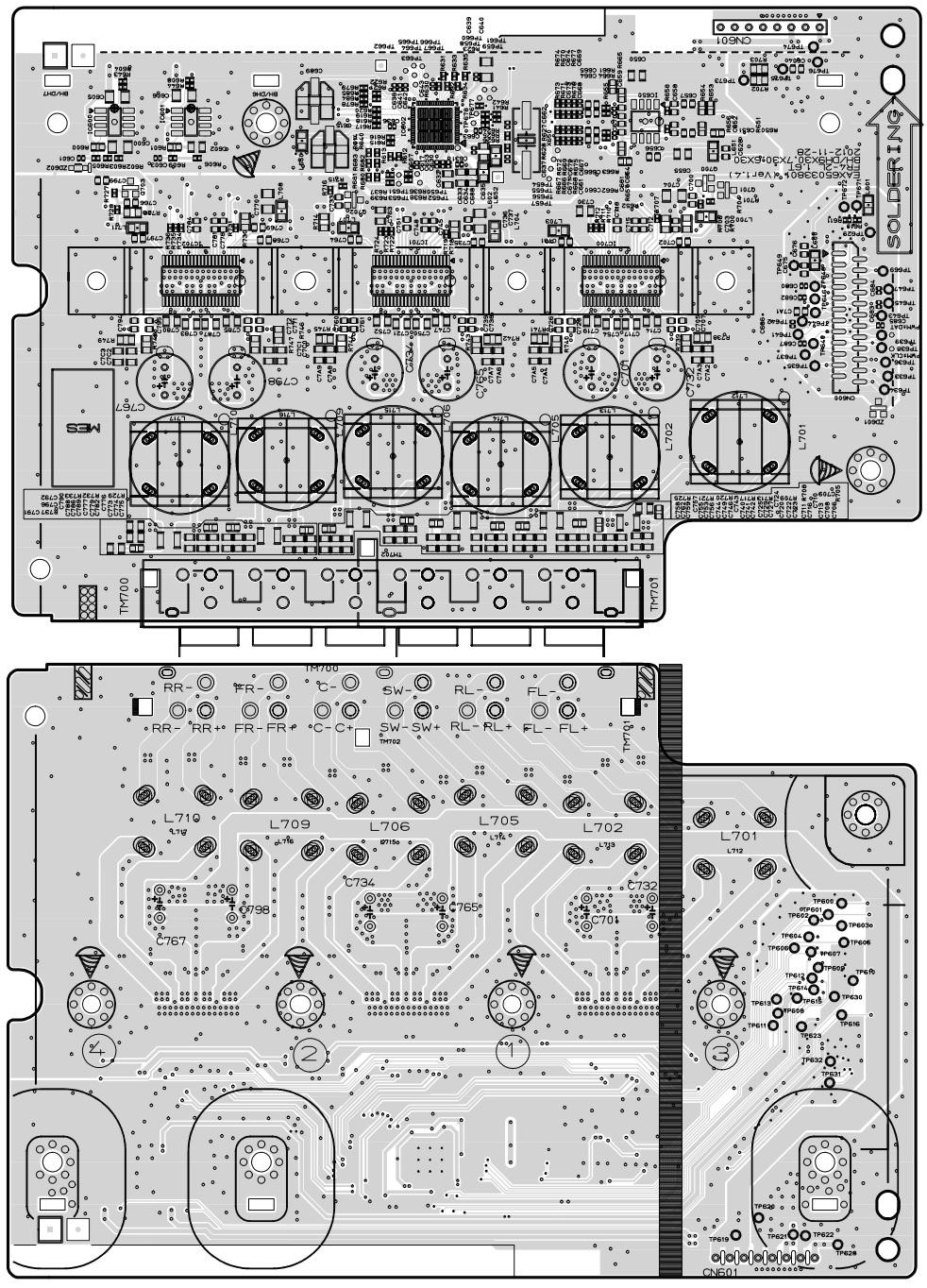 Contemporary Str W6553 Tv Circuit Diagram Power Supply Component ...