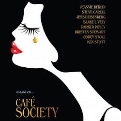 Poster Café Society 2016