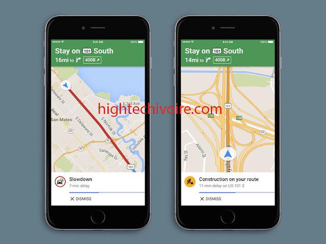 google-maps-itineraire