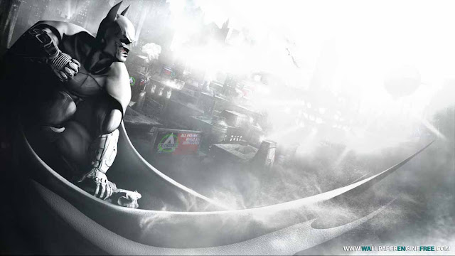 Batman Wallpaper Engine