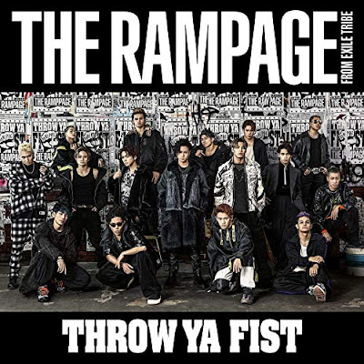 The Rampage from Exile Tribe - Down By Law Lyrics Indonesia