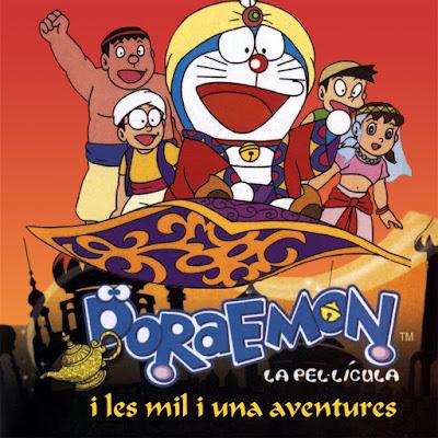 Doraemon i les mil i una aventures - [1991]