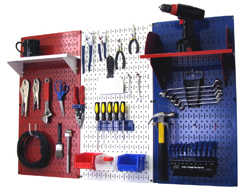 Made In USA Peg Board System